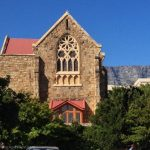 Desmond Tutu's church.