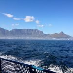 From the Robben Island Ferry