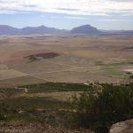 Cederberg Mountain area of South Africa