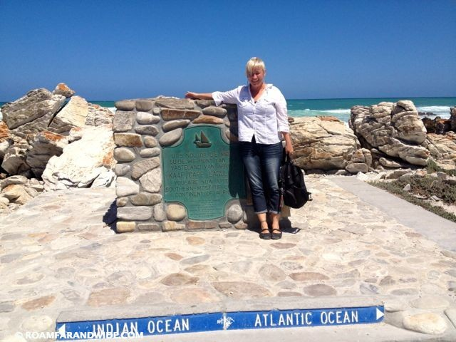 Southernmost point in Africa