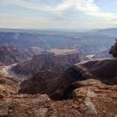 Day 3: Orange River, South Africa to Fish River Canyon, Namibia with Nomad Tours