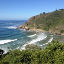South Africa's Garden Route: Great Brak and Mossel Bay
