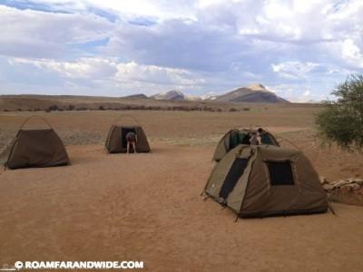 Boesman Camp, Namibia