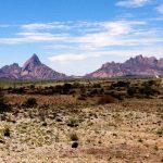 Spitzkoppe Mountain