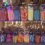 Handmade Herero dolls