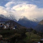 From Ghandruk, Nepal