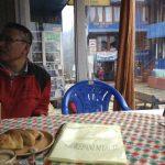 German Bakery in Ghorepani