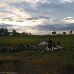 Sunrise - Okavango Delta