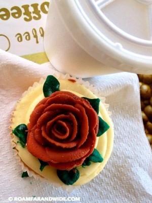 Namibian cupcake