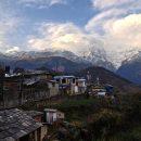 Trekking Nepal – Tadapani to Ghandruk – Days 4 & 5