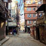 Thamel district - Kathmandu