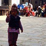 Cutest little boy in Kathmandu