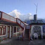From Ghandruk, Nepal