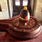 Shiva Linga, a phallic figure.