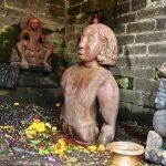 Kali's statue