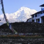 View from Tolka, Nepal
