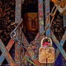 Photo of the Week: Buddha at Swayambhunath (Monkey Temple) in Kathmandu, Nepal