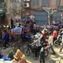The Streets of Kathmandu and Hanuman Dhoka Durbar Square, Nepal