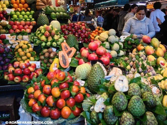La Boqueria Market