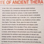 History of Thera