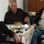 Traditional Cretan men.