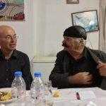 The professor and Kostas