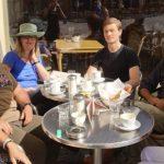 Breakfast in Regensburg