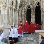 Regensburg Dom on Sunday.