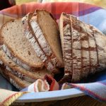Delicious German bread
