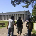 Visiting the Walhalla Monument