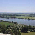The Danube River in Bavaria
