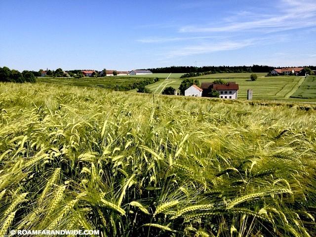 Rural Bavaria, Germany