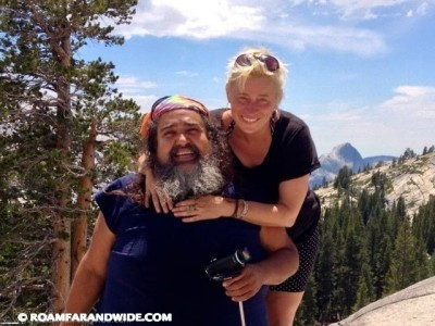 Touring Yosemite with Bear Vasquez