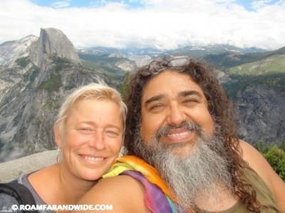 Me and Bear in Yosemite