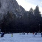 Ice Skating in Yosemite