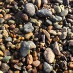 Beautiful rocks at the beach!