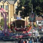 The Rose Parade 2015
