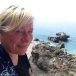 Walking from Agia Roumeli to Agios Pavlos