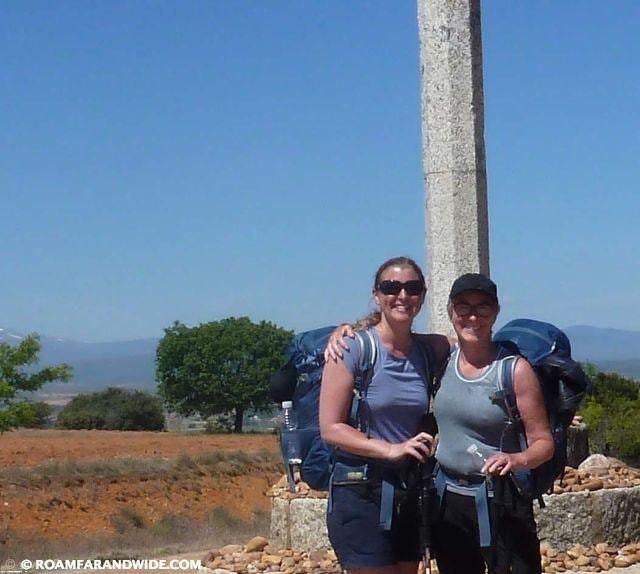 Camino Story: Greta and Mama