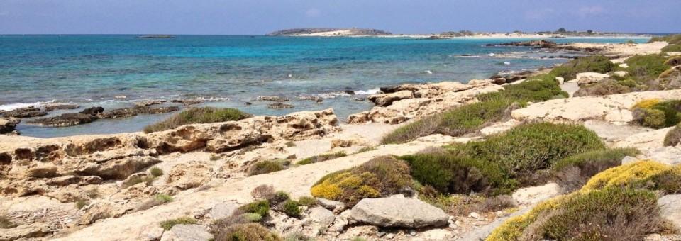 Mariposa, California to Chania, Crete to Burning Loins at Elafonisi Beach