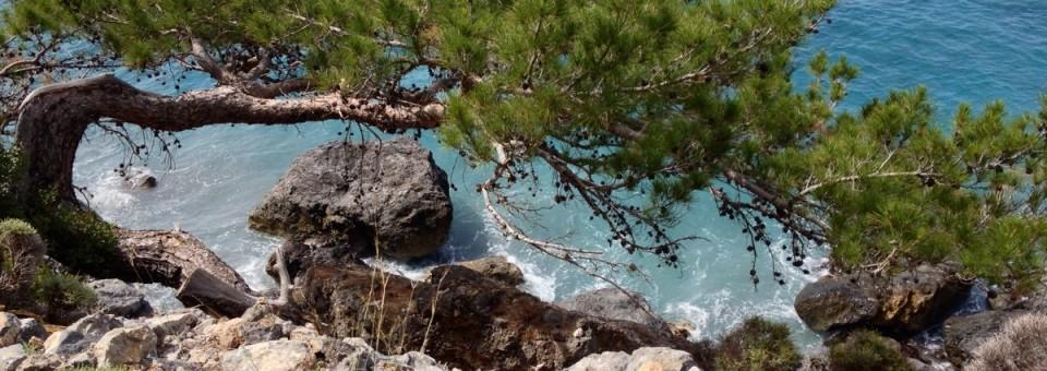 Walking the Southern Crete Coast: Agia Roumeli to Agios Pavlos Chapel