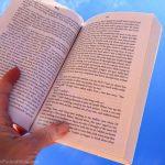 "Beach reading of ""Wild"""
