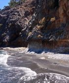 Waterline in Southern Crete