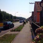 Walking through Wolfstadt