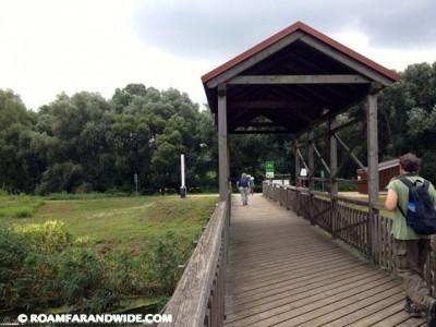 Bridge of Andau