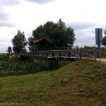 Bridge of Andau from Hungarian side