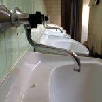 Soviet-style bathrooms