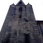 Church tower from 1300's