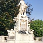 Statue of Mozart
