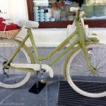 Knit bike